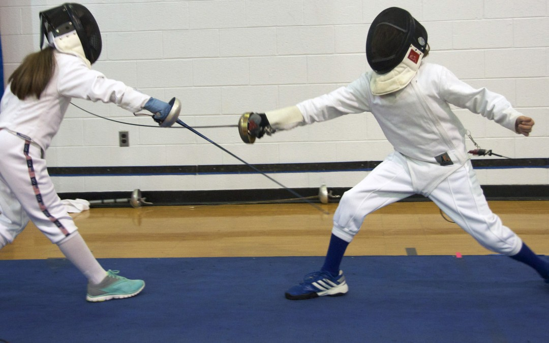The Age Old Art of Fencing Comes to Mudjimba